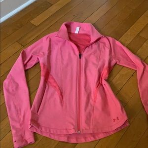 Under armour heat gear full zip jacket